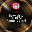 AKON - Sexy girls (DJ BEST Remix)