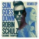 Robin Schulz Feat. Jasmine Thompson - Sun Goes Down  (Pingpong Remix)