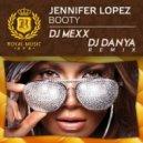 Jennifer Lopez - Booty (DJ Mexx & DJ Danya Remix)