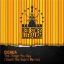 Cicada - The Things You Say (Touch The Sound Remix)