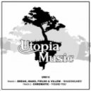Break & Mako & Fields & Villem - Shadowlines (Original mix)