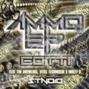 Cotti - Ammo (Vital Techniques & Mikey B Remix)
