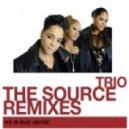 Trio - The Source (D Wild Instrumental)