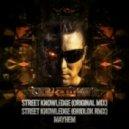 Tony Anthem - Street Knowledge (Gridlok Remix)