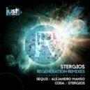 Stergios - Regeneration (Deep Dive Remix)