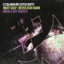 Cause4Concern - Never Acid Again (Mikal Remix)
