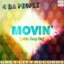 4 Da People - Movin' (Gotta Keep On)  (Instrumental)
