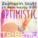 Zepherin Saint feat. Ann Nesby & G3 - Optimistic (Original Mix)