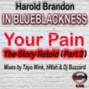 Harold  Brandon (IN BLUEBLACKNESS) - Your Pain (Tayo's In The House Mix)