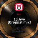 Avo - 13.Avo (Original mix)