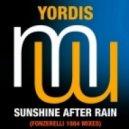 Yordis - Sunshine After Rain (Fonzerelli 1984 Mix)