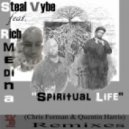 Steal Vybe Ft. Rich Medina - Spiritual Life (Chris Forman Funk & Soul Re-Production)