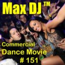 Max DJ - The Commercial Party (Salerno Costa Sud Italy) (Live Set)