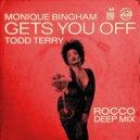 Monique Bingham - Gets You Off  (Rocco Deep Mix)