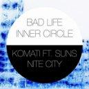 Komati feat. Suns - Nite City (4AM Dub Mix)