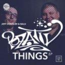 Jeff Dougler & Balu - Pozativ Things (Original Mix)