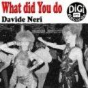 Davide Neri - What Did You Do (Original Mix)