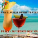 Hex Cougar & Jarell Perry VS Virtual Rio - War & Peace (DJ Leonid Kim Mash-UP)