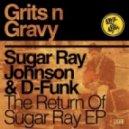 Sugar Ray Johnson & D-Funk - Hold Me Back (Original Mix)