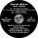 Derek Marin & Eluize - Strangers for Keeps (feat. Eluize) (Original Mix)