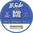 B-SIDE vs BADBOE - Funk Me Again (Original Mix)