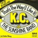 KC & the Sunshine Band - Thats The Way I Like It (Sunwalker edit)