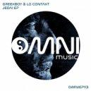 Greekboy & Lo Contakt - Jedai (Original mix)