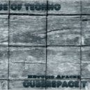 Cuberspace T - US Of Techno Live Mix HStudio Apache