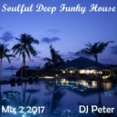DJ Peter - Soulful Deep Funky House - Mix 2 2017