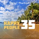 Digital Rhythmic - Beach, Sun & Happy People 35 (Studio Live MIx)