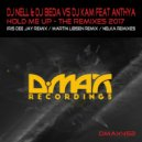 DJ Nell and DJ Beda vs DJ Kam ft. Anthya - Hold Me Up (Martin Libsen Remix)