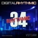 Digital Rhythmic - Rhythmic 34 (Live Studio Mic)