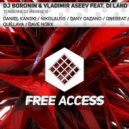 DJ Boronin & Vladimir Aseev ft. Di Land - Tenderness