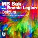 MB Sak feat. Bonnie Legion - Colours (Disfunktion Remix)