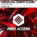 Fredix feat. Danny Claire - Stay With Me