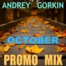 Dj Andrey Gorkin - October Promo Mix 2014