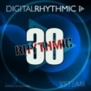 Digital Rhythmic - Rhythmic 38 (Studio Live Mix)