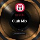Dj Sniki  - Club Mix  (2014)