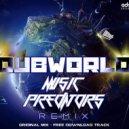NE0H - Dubworld  (Music Predators Remix)