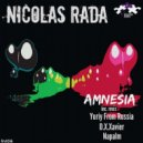 Nicolas Rada - Amnesia (Napalm Remix)