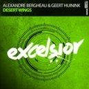 Alexandre Bergheau & Geert Huinink - Desert Wings (Original Mix)