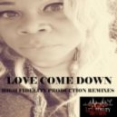Kim Jay - Love Come Down (TurnStyle Remx Vocal)