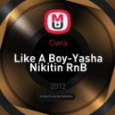 Ciara - Like A Boy (Yasha Nikitin R&B Remix)