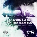 Flybug feat. A Girl And A Gun - Rock The Dam Flo (Ricardo Brooks Remix)