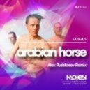 GusGus  - Arabian Horse  (Alex Pushkarev Remix)