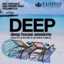DJ Favorite & DJ Kristina Mailana - Deep House Sessions 014