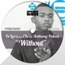 DeLura feat. Chris Anthony Poteat - Without (Vocal Mix)