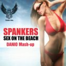 Spankers vs. Fierce Ruling Diva - Sex on the beach