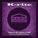 K-rite - My House (Original Mix)