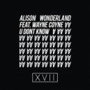 Alison Wonderland feat. Wayne Coyne - U Don\'t Know (XVII Flip)
